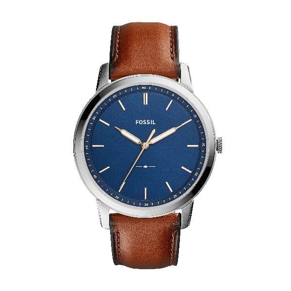 メンズ 腕時計 THE MINIMALIST 3H(ミニマリスト) 【型番:FS5304】/フォッシル(FOSSIL)