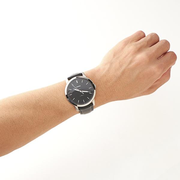 メンズ 腕時計 THE MINIMALIST 3H(ミニマリスト) 【型番:FS5398】/フォッシル(FOSSIL)