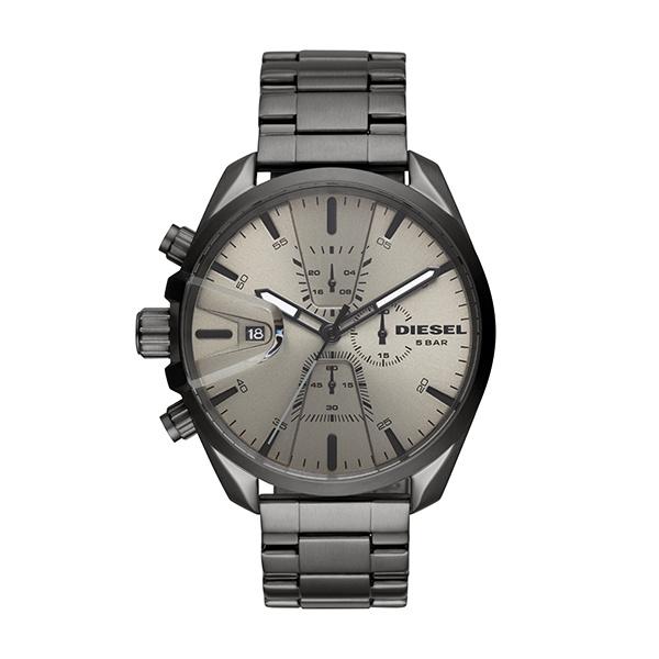 メンズ腕時計MS9 CHRONO(エムエスナイン)【型番:DZ4484】/ディーゼル(ウォッチ&アクセサリー)(DIESEL)