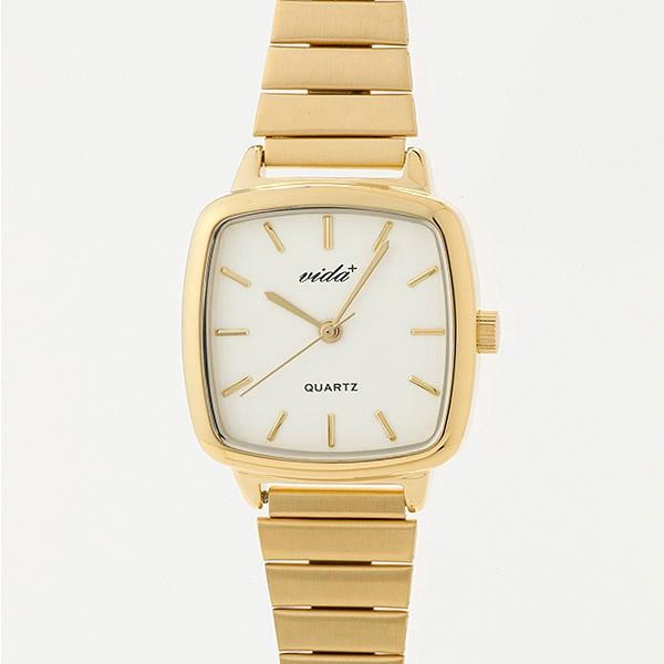 レディース時計(ラディアルウォッチ メイドインジャパンモデル(クオーツ【型番:J86012 GLD)/ヴィーダプラス(VIDA+)