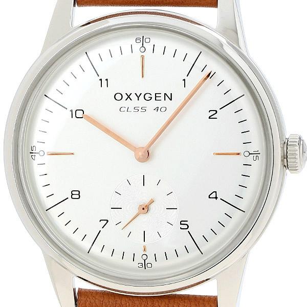 ユニセックス時計 オキシゲン シティレジェンド40(クオーツ【型番:L-C-MAR-40】)/オキシゲン(時計)OXYGEN