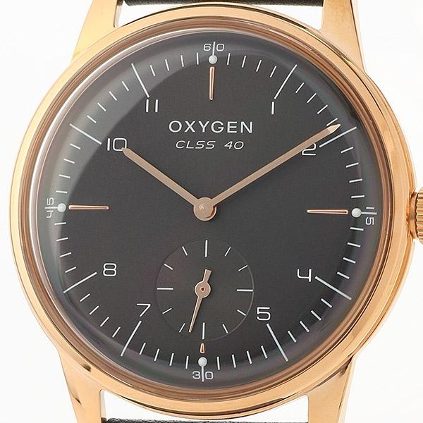 オキシゲン シティレジェンド40(クオーツ【型番:L-C-REN-40】)/オキシゲン(時計)OXYGEN