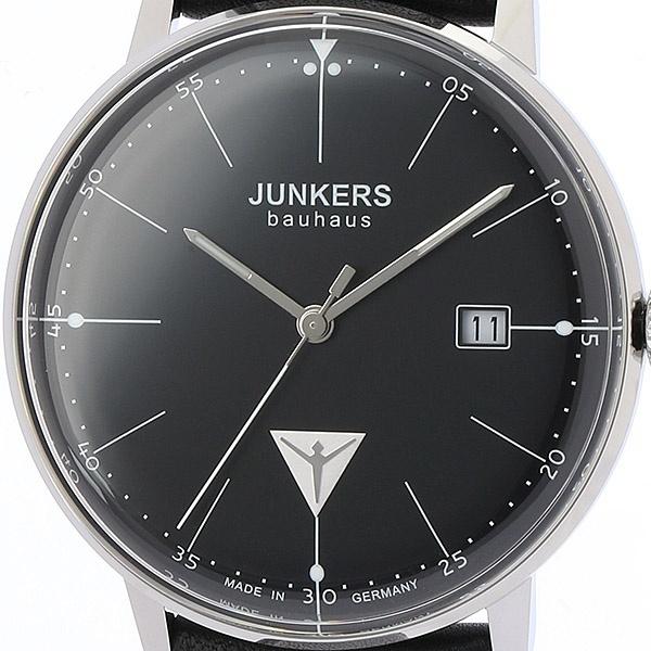 バウハウス メンズ(クオーツ【型番:6070-2QZ)/ユンカース(時計)JUNKERS