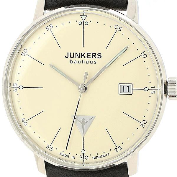 メンズ時計(バウハウス メンズ(クオーツ【型番:6070-2QZ))/ユンカース(時計)JUNKERS