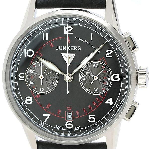 メンズ時計(G38 クロノグラフ メンズ(クオーツ【型番:6970-2QZ))/ユンカース(時計)JUNKERS
