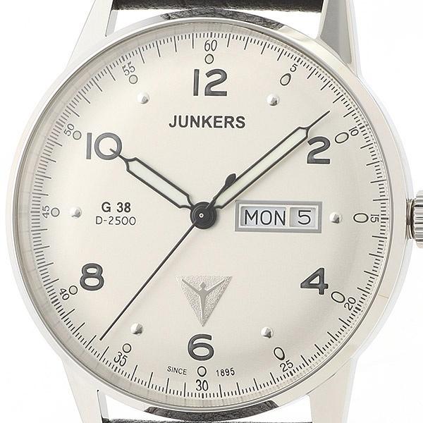 G38 デイデイト メンズ(クオーツ【型番:6944-1QZ)/ユンカース(時計)JUNKERS