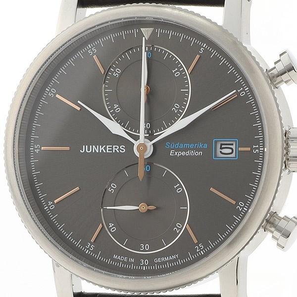 EXPEDITION メンズ (クオーツ【型番:6588-2QZ)/ユンカース(時計)JUNKERS