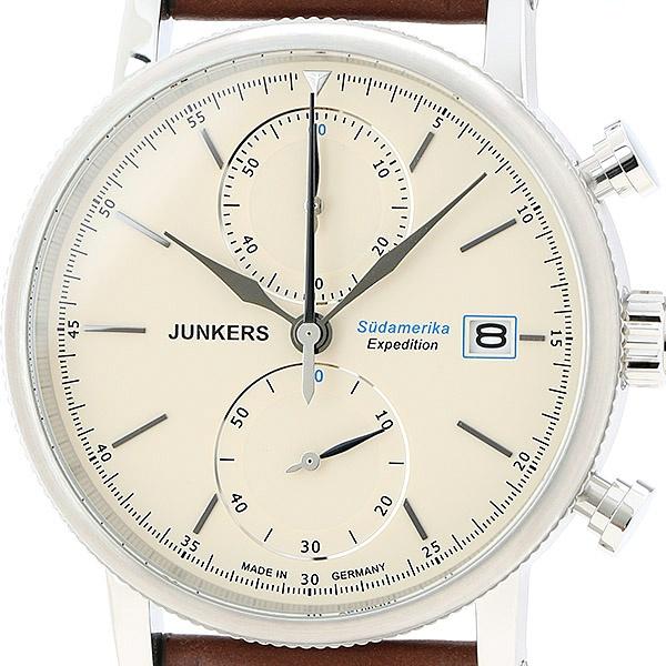 メンズ時計(EXPEDITION メンズ (クオーツ【型番:6588-5QZ))/ユンカース(時計)JUNKERS