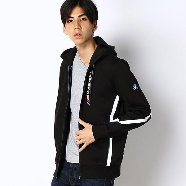 【プーマ/PUMA】メンズジャケット(BMW MMS フーデッド スウェット ジャケット)/プーマ(PUMA)