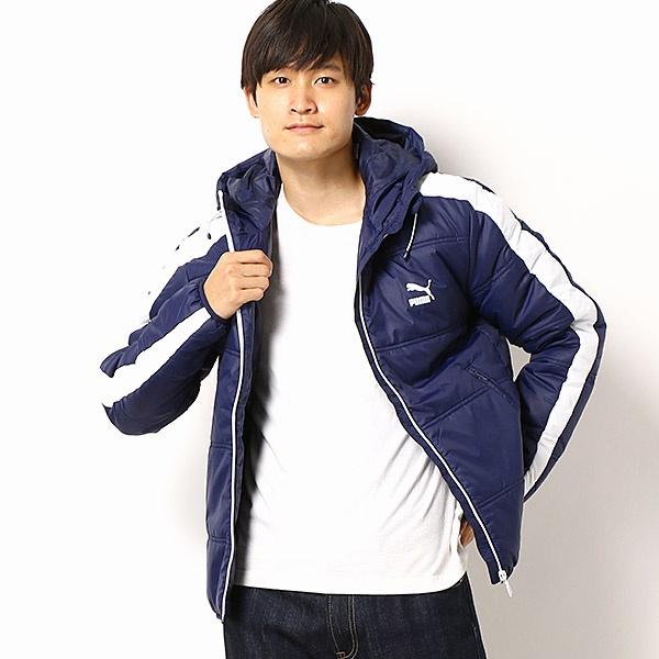 【プーマ/PUMA】メンズジャケット(CLASSICS T7 パデッド ジャケット)/プーマ(PUMA)