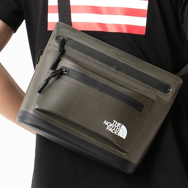 【THE NORTH FACE/ノースフェイス】バッグ(FLD COOLER POUCH)/ザ・ノース・フェイス(THE NORTH FACE)