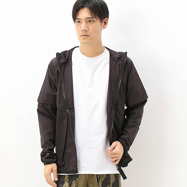 プーマユニセックストレーニングジャケット(FIRST MILE 2IN1 ウーブン ジャケット)/プーマ(PUMA)