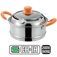 ヘルシー低温蒸し鍋