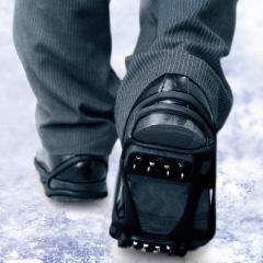 簡単装着!氷雪専用スパイク3足組