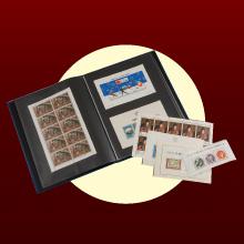 着後レビューで 送料無料 送料無料カード決済可能 懐かしの昭和切手シートコレクション
