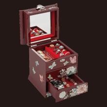 螺鈿細工 宝石箱
