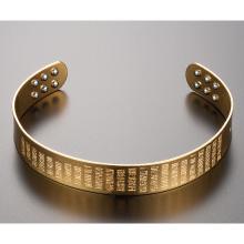 黄金チタンゲルマニュウムバングル