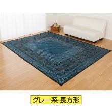 純国産い草袋織ラグ 長方形