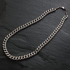 純チタン極太磁気ネックレス