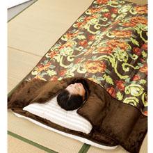 羽毛より暖か掛敷毛布1組 (ダブルサイズ)