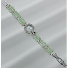 翡翠ファッション腕時計