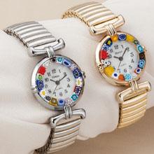 華やぎイタリア製ベネチアン時計