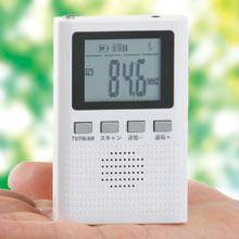 超軽量自分専用ワンセグラジオ