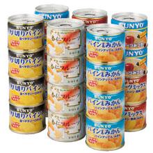 皆で食べたいちょこっとフルーツ(5種24缶)