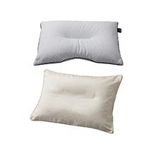 いつでも快適温度で安眠枕 2個組