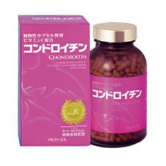 植物性カプセル コンドロイチン