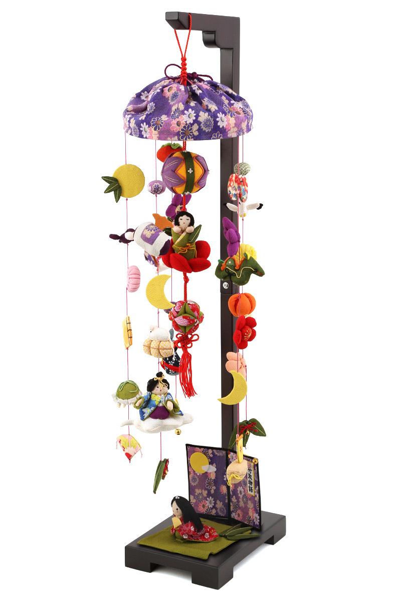 正式的 つるし雛 雛人形 特選 おしゃれ ひな人形 つるし飾り 吊るし雛 吊るし飾り さげもん 吊るし雛 竹取物語 雛人形 中 台付 h273-sb-tr-b001s おしゃれ かわいい 人形屋ホンポ, セイコウコレクション:a12e6959 --- mokodusi.xyz