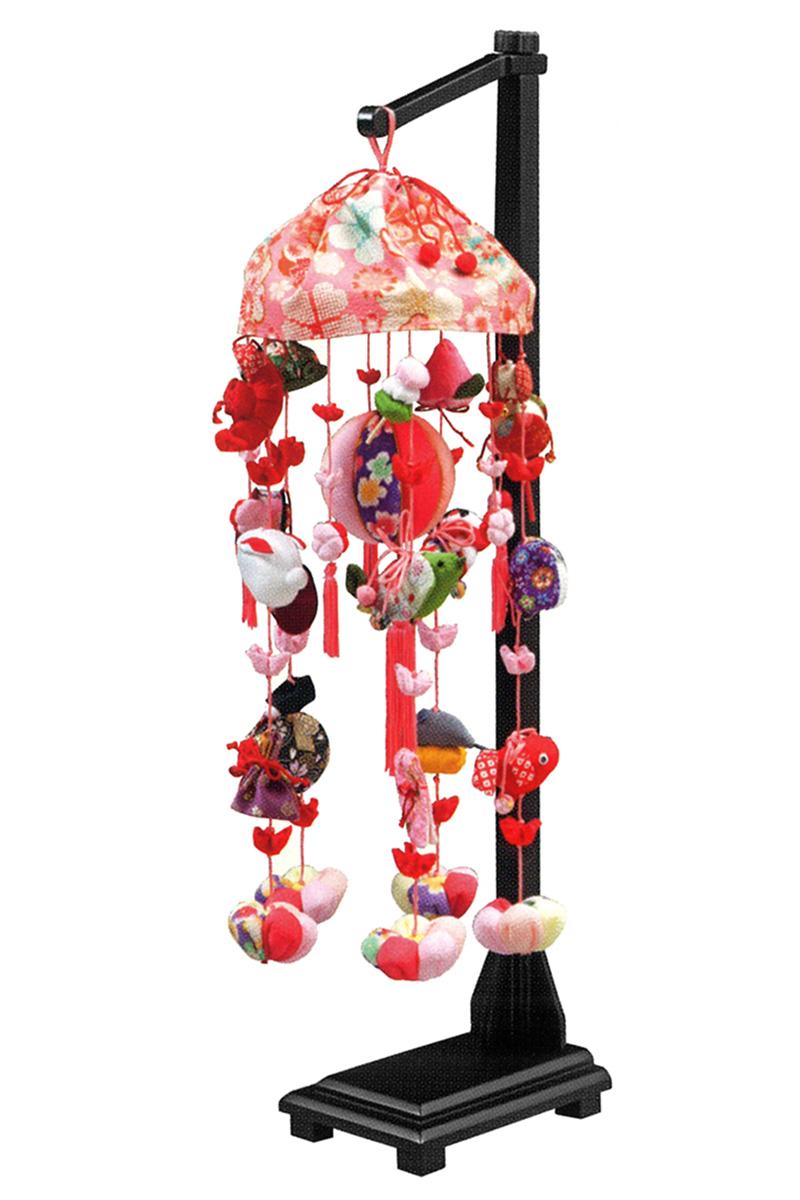 【メーカー直売】 雛人形【dl】0250ya_1 久月 ひな人形 雛 つるし飾り ひな人形 つるし雛 さげもん さげもん 卓上型 スタンド付【2018年度新作】 h303-k-fhs-119 K-141【dl】0250ya_1, MAT-ACE:257d5094 --- fabricadecultura.org.br