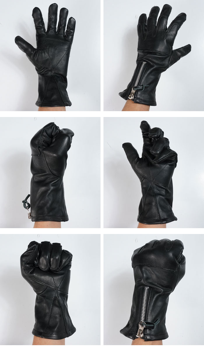 Vanson leather motorcycle gloves - Vanson Rocket Cowhide Leather Gloves Cash On Delivery Fee Free Vanson Casual Biker Gloves Long
