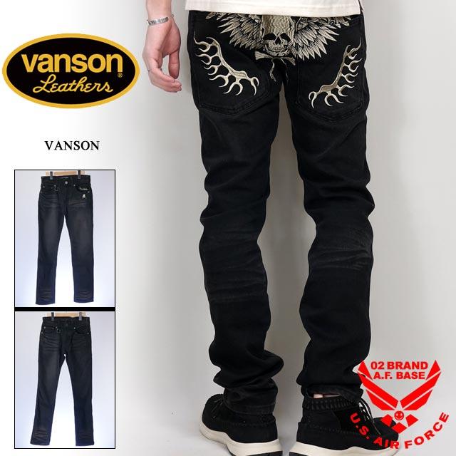 バンソン デニムパンツ メンズ VANSON sp-b-20
