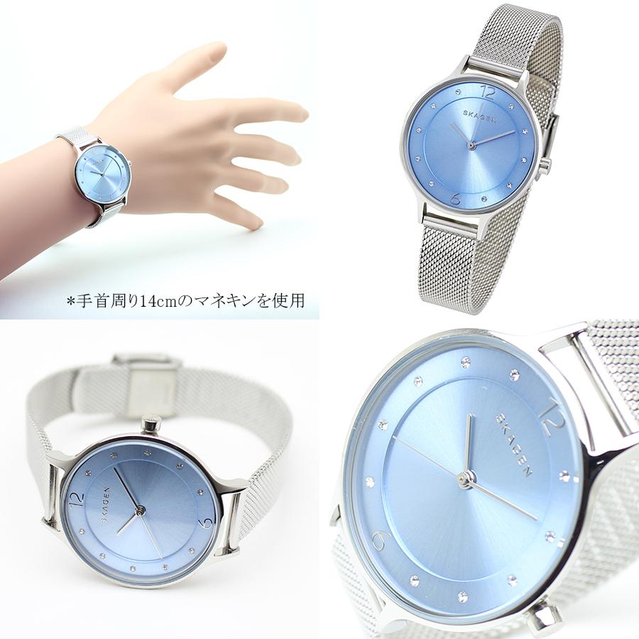 SKAGEN スカーゲン 超薄型 北欧 デザイン ウォッチ 腕時計 おしゃれ かっこいい プレゼント 5968a269342