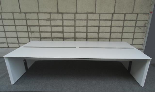 コクヨ【中古品】ワークヴィスタ 幅3000mm 独立テーブル 両面 フリーアドレスデスク