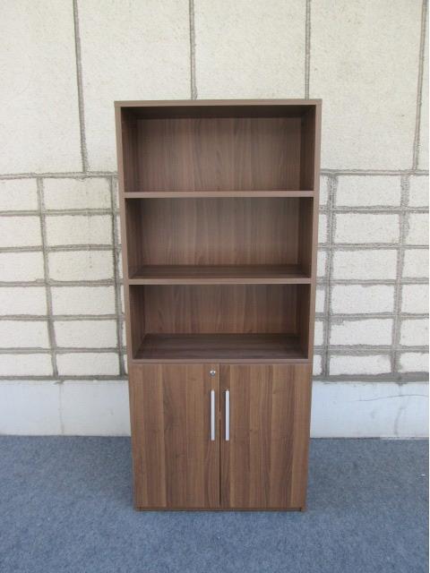 【中古品】木製キャビネット(鍵1個付き) Wooden cabinet 収納
