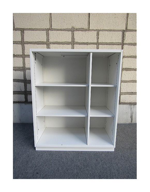 イトーキ【中古品】H1100 オープン棚 シンライン【中古オフィス家具】