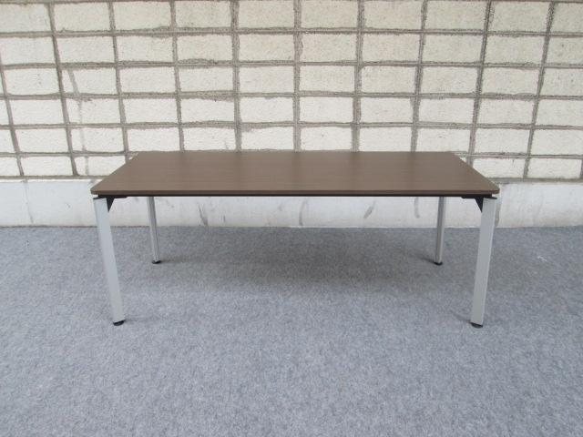 【中古品】イトーキ DEシリーズ W1800xD750 4本脚 ミーティングテーブル