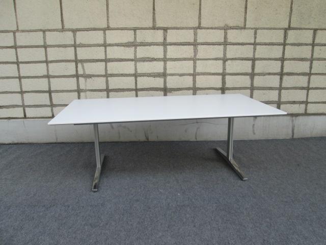オカムラ EX-200【中古品】会議テーブル W2100×D1100 オフィス家具, トオダグン:f2134775 --- doll-house.jp
