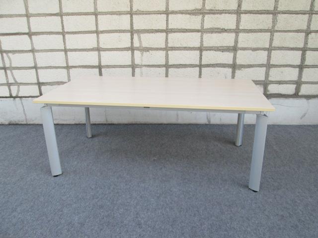 オカムラ【中古品】会議テーブル DL-6シリーズ W1800×D900