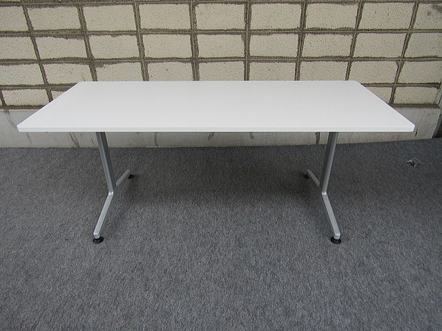 コクヨ【中古品】会議テーブル JUTOシリーズ W1800×D750 T字脚タイプ ラウンドエッジ