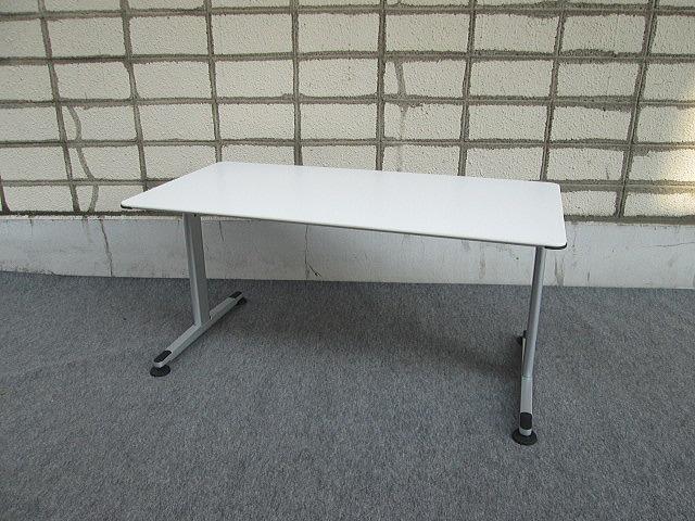 【中古】コクヨ 会議用テーブル 1575 アリーナT ミーティングテーブル 2~4人用
