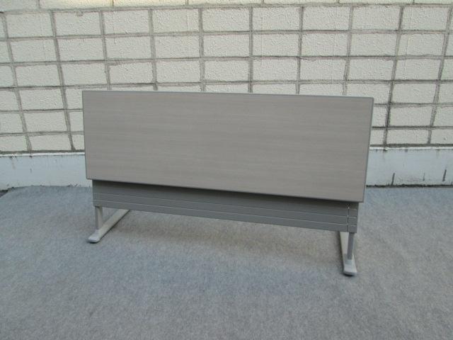 オカムラ【中古品】1860 折りテーブル 8184LB MA65【中古オフィス家具】