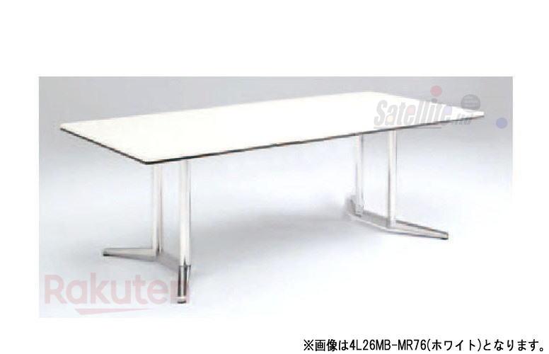 【人気急上昇】 ポリッシュ脚 会議テーブル okamura RATIO 2 配線なし, kireio 4cead27f