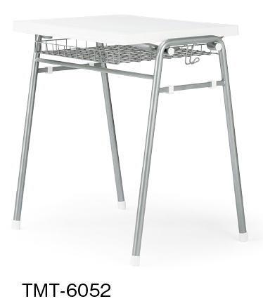 アイコ TMTテーブル 会議用 スタックテーブル 塗装脚タイプ W670×D510