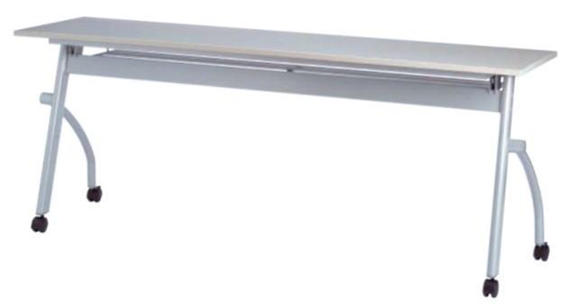 TOYO NSTテーブル 会議用テーブル 幕板なしタイプ W1800×D450