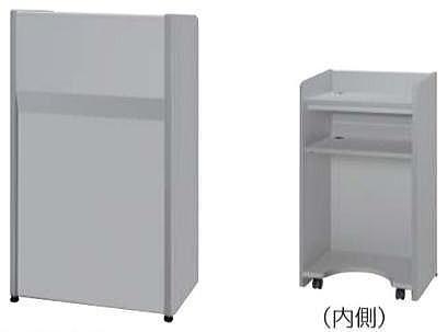 TOYO EDC型 演台 W600 キャスター付 新品