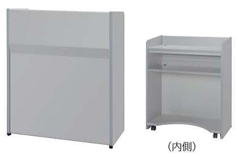 TOYO キャスター付 演台 EDC型 W900 新品