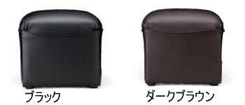 【新品】アイコ☆プリーダ☆スツール オットマン【ビニールレザー】